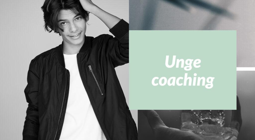 Unge Coaching - UngeSporet