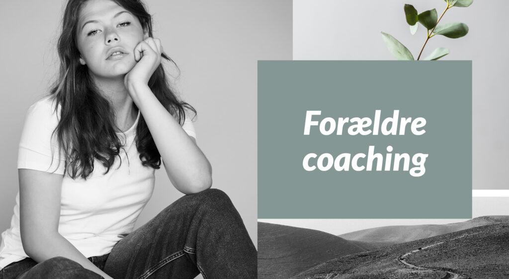 Forældre Coaching - UngeSporet