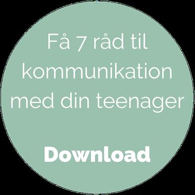 7 råd du med fordel kan være opmærksom på i kommunikationen med din teenager